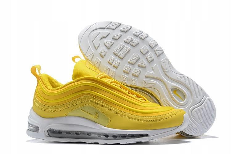 buty nike air max 97 żółte