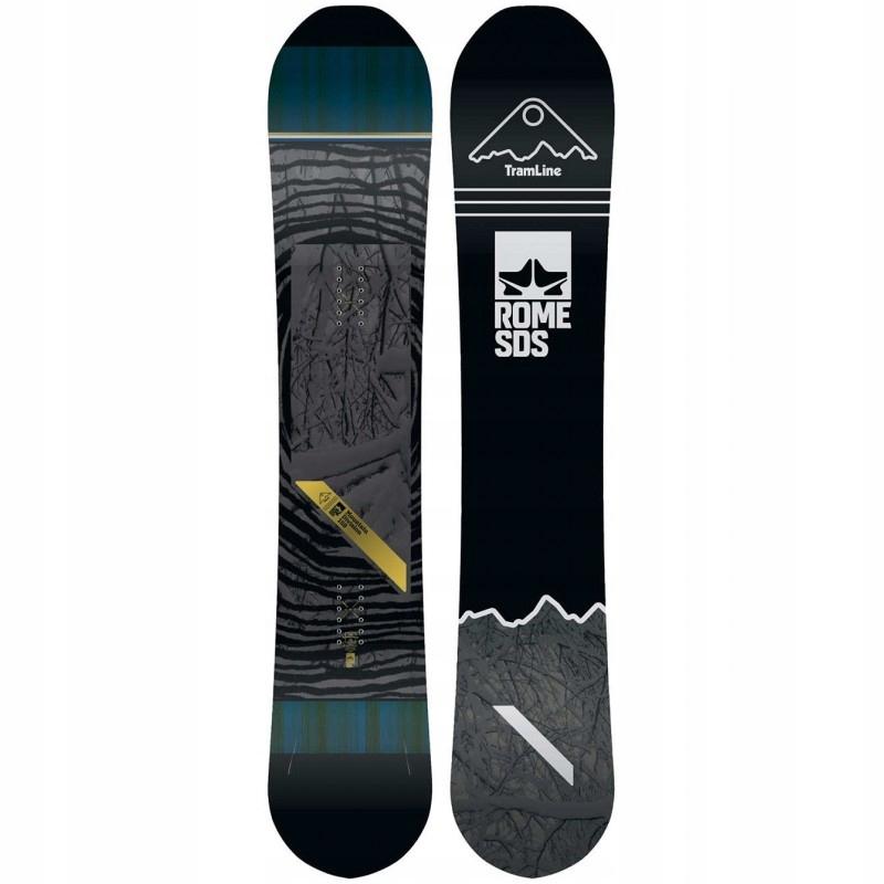 Deska snowboardowa Rome SDS Mountain Division 159