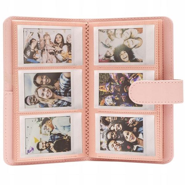 Album FujiFilm Instax Mini 11- RÓŻOWY - 108 zdjęć