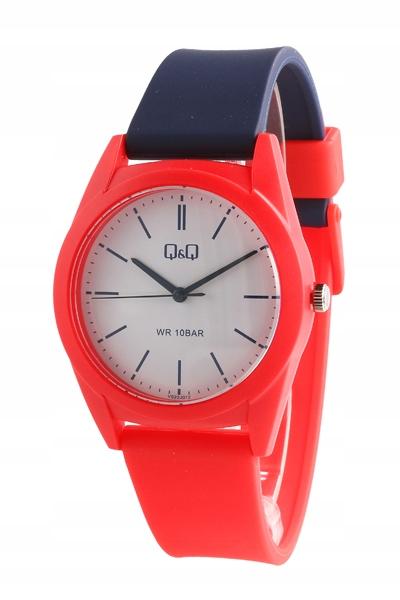 Zegarek młodzieżowy Q&Q VS22-012 100m KOMUNIA
