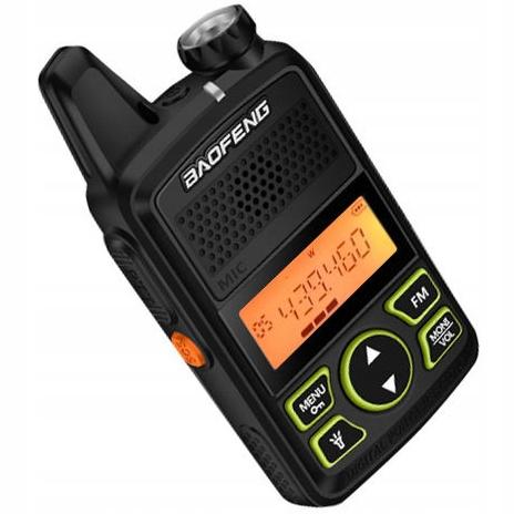 Radiotelefon BAOFENG BF-T1 mini PMR walkie talkie