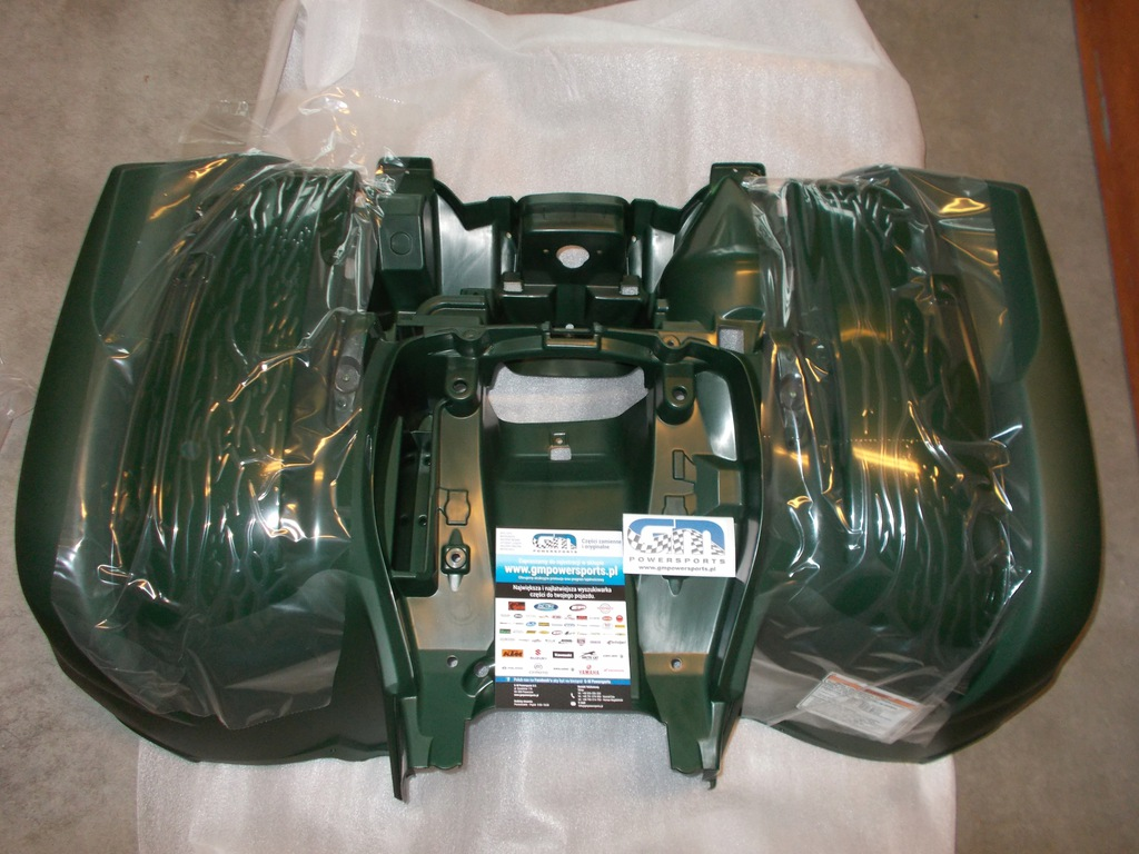 Komplet plastików Yamaha Grizzly 700 2007-15