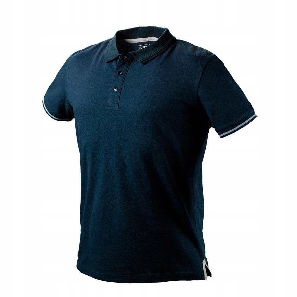 Koszulka polo DENIM, rozmiar L