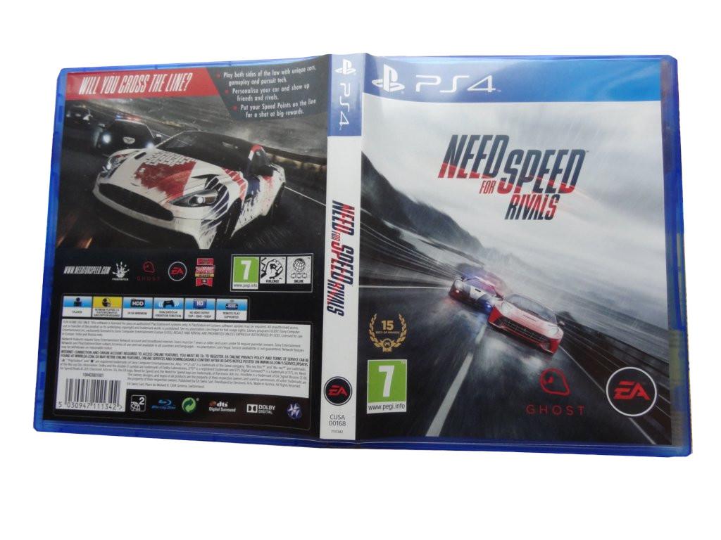 Sony Ps4 Need For Speed Rivals 7712653084 Oficjalne Archiwum Allegro