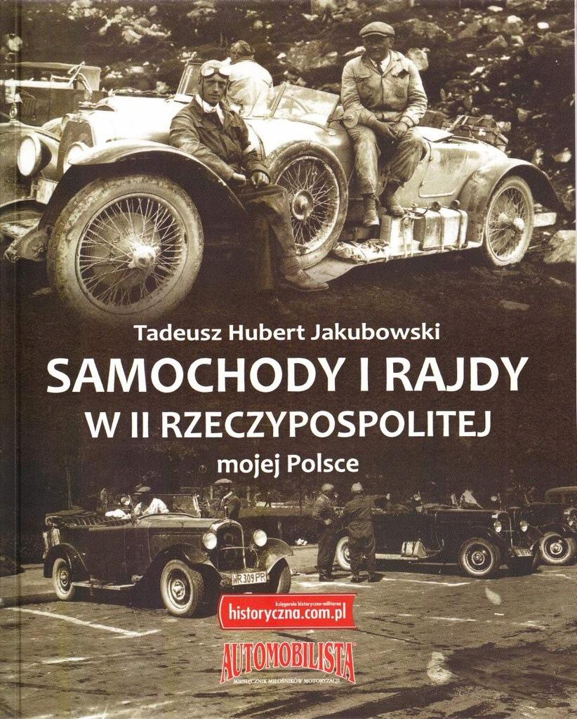 Samochody i rajdy w II Rzeczypospolitej - historia