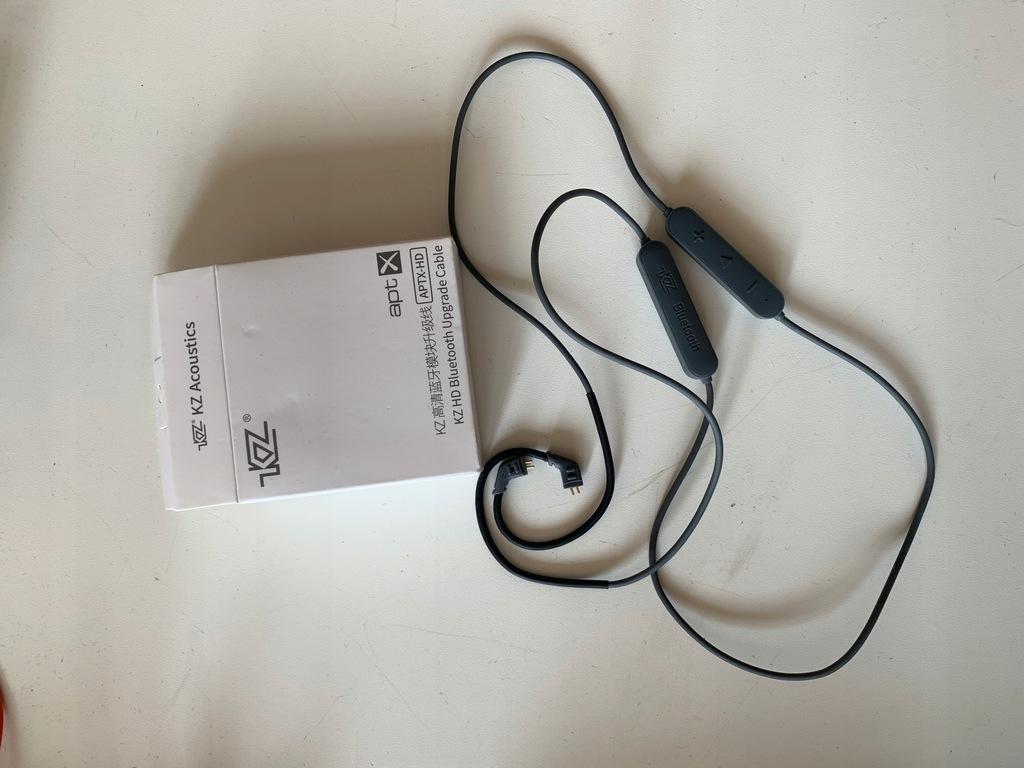 KZ kabel do słuchawek Bluetooth