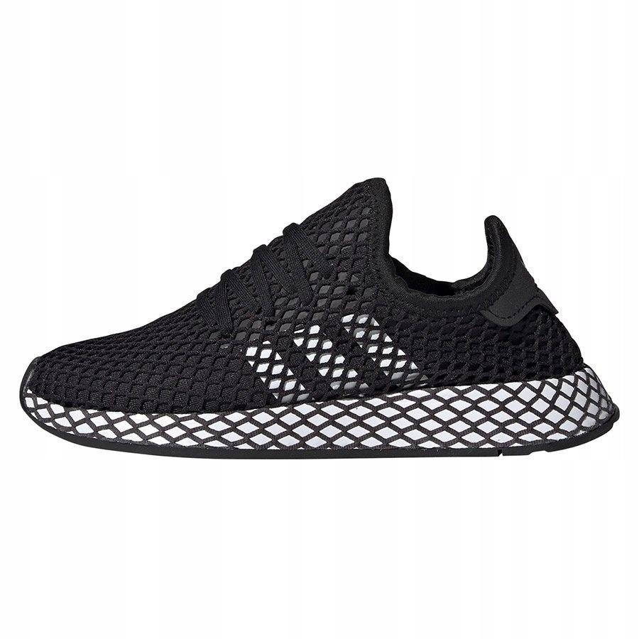 Buty Damskie adidas Deerupt Runner czarne 39 13