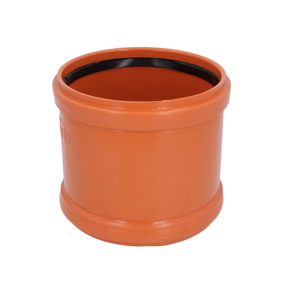 Nasuwka 200 mm rury kanalizacyjnej rura PCV PVC