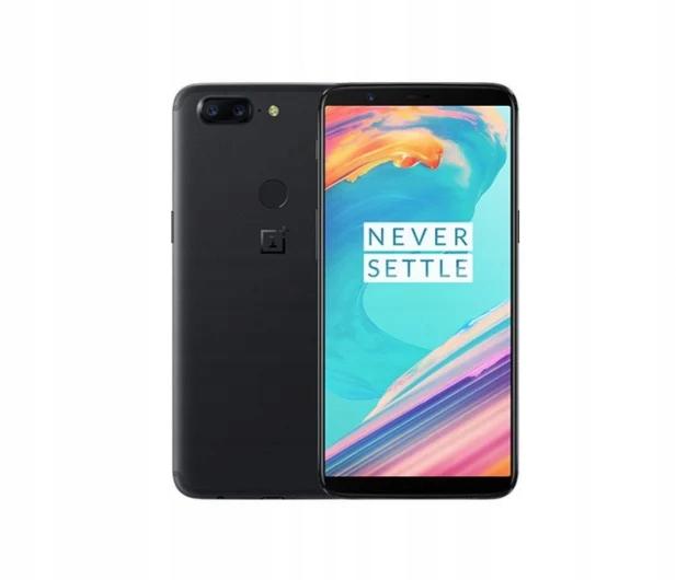 BDB OnePlus 5T 6/64GB LTE Dual SIM Black