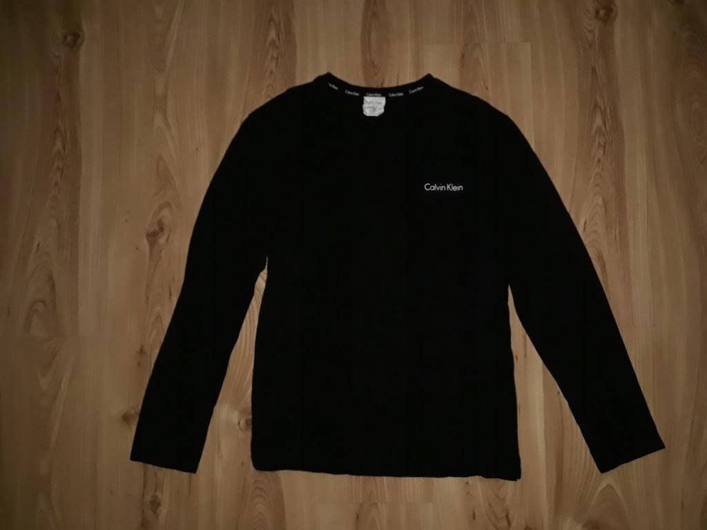 Koszulka męska L Calvin Klein longsleeve bluzka