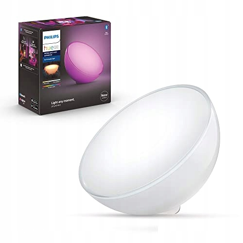 LAMPKA STOŁOWA PHILIPS HUE GO LED WHITE AND COLOR