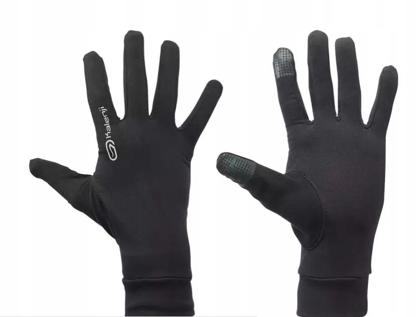 Rękawiczki do biegania TERMO dotykowe KALENJI L