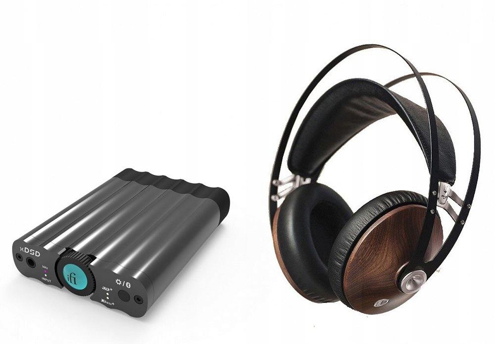 iFi Audio xCan + Meze 99 Classic Zestaw -30% PROMO