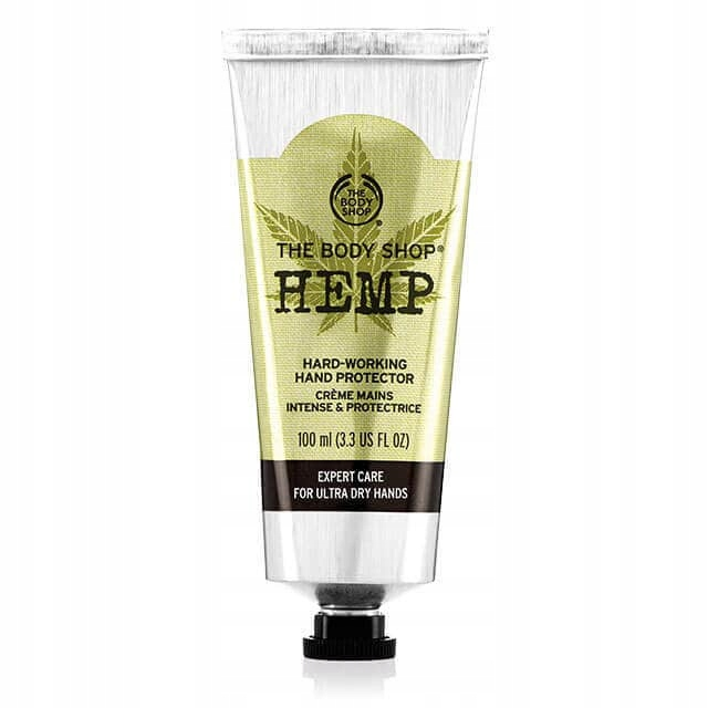 THE BODY SHOP HEMP HARD-WORKING Hand Protector100