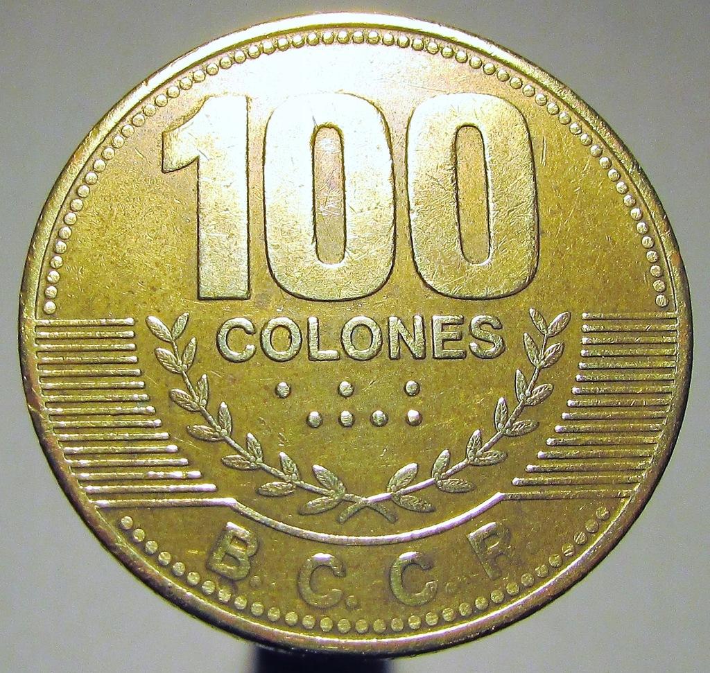 100 COLONÓW 2007 KOSTARYKA
