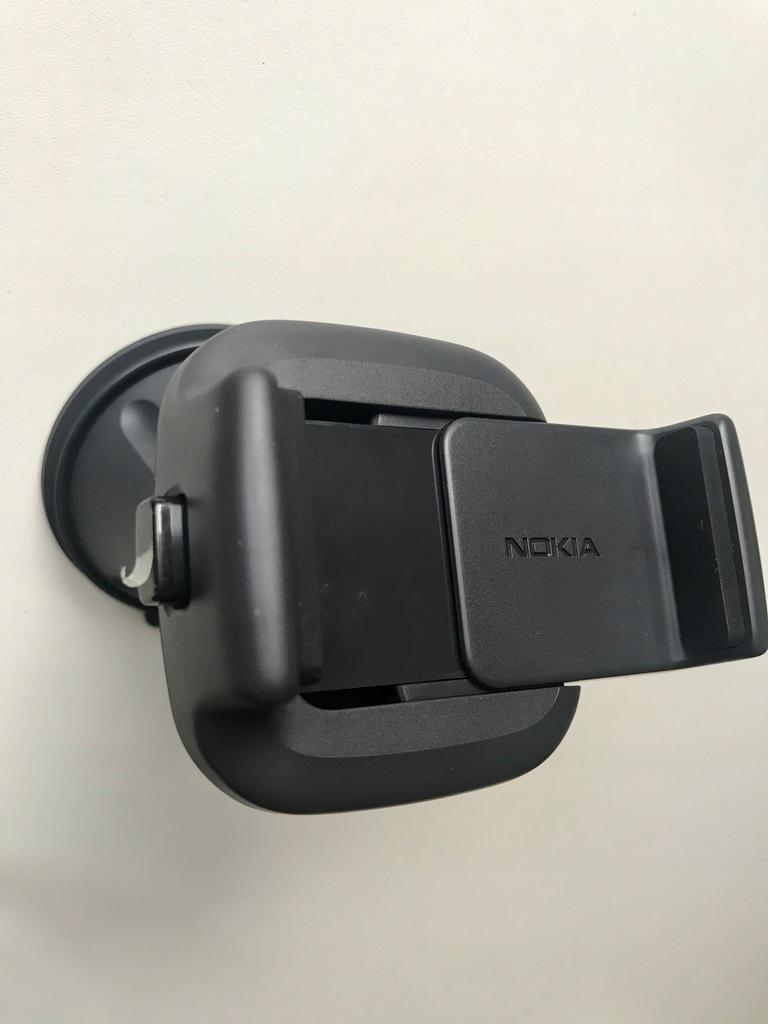 Nowy, oryginalny uchwyt samochodowy Nokia