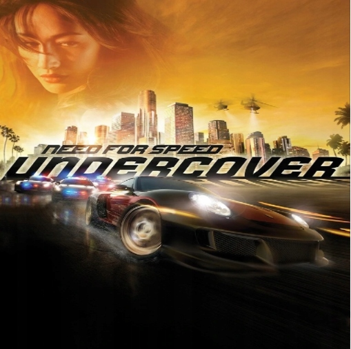 Need for Speed Undercover STEAM