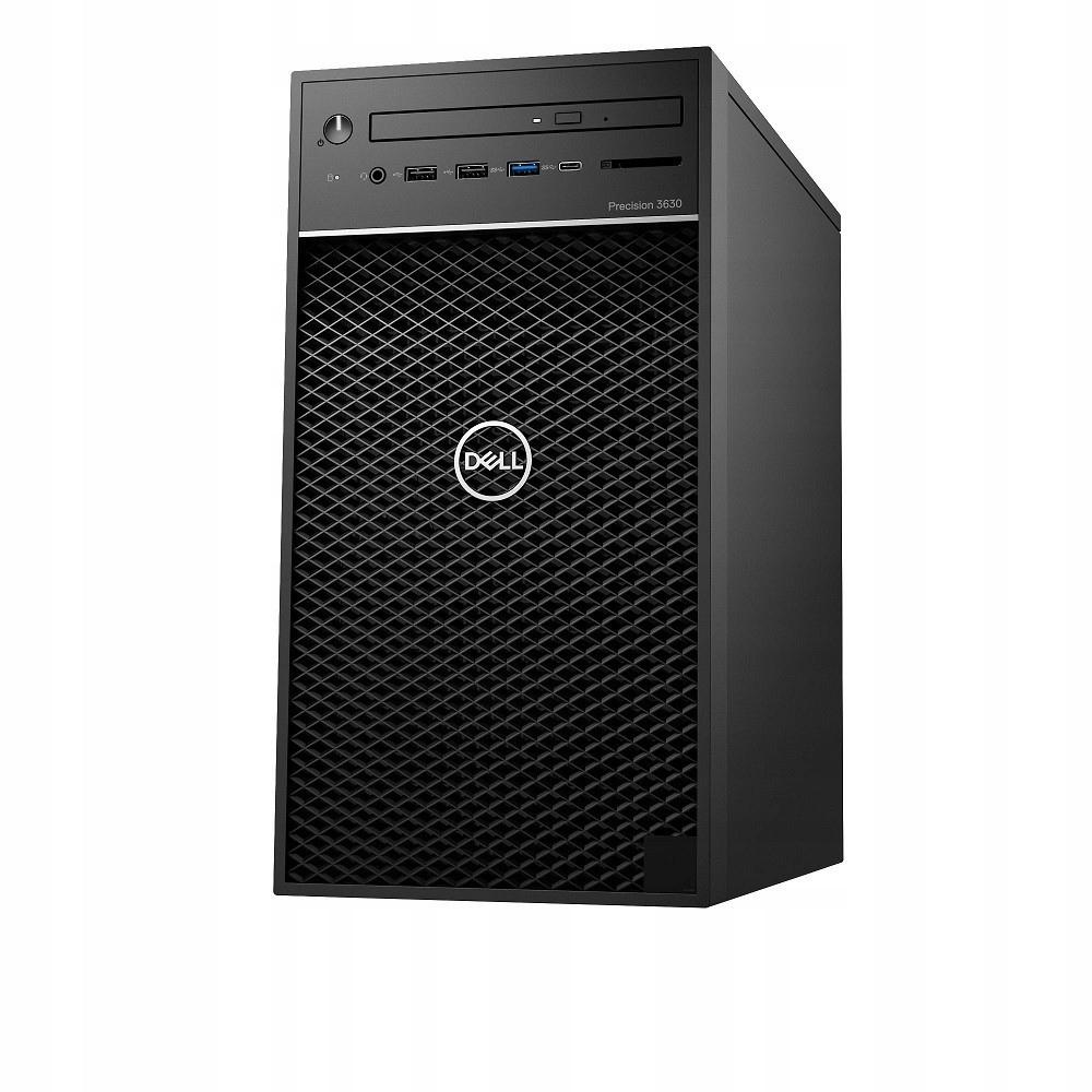 Dell T3630 MT i7-9700/16GB/256GB SSD M.2/Intel