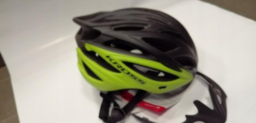 Kask rowerowy Kross Brizo L (58-61)