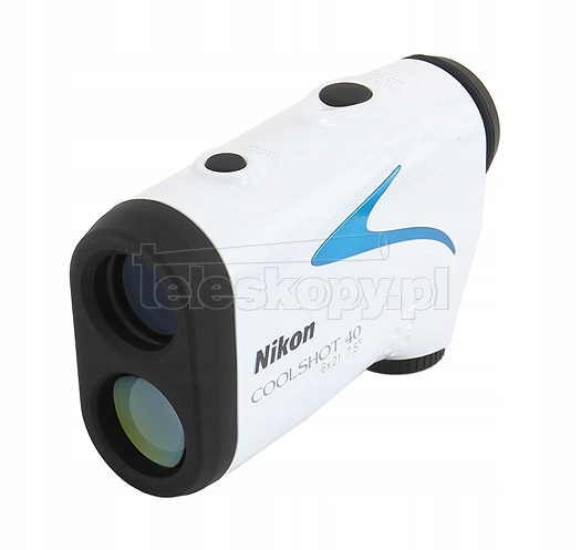 Dalmierz laserowy Nikon COOLSHOT 40 CHORZÓW