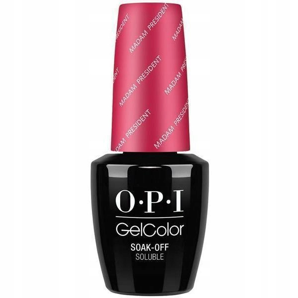 OPI GELCOLOR GCW62 HYBRYDA USA 15ml LED UV SUPER