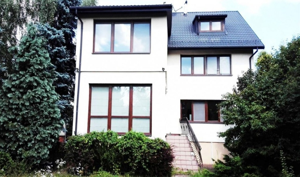 Dom, Warszawa, Wilanów, 288 m²