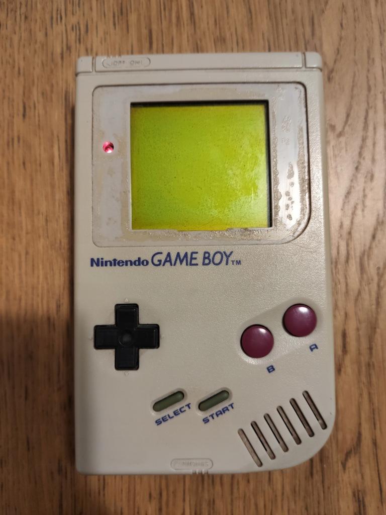 Konsola Nintendo Game Boy Classic DMG-01 - uszkodz