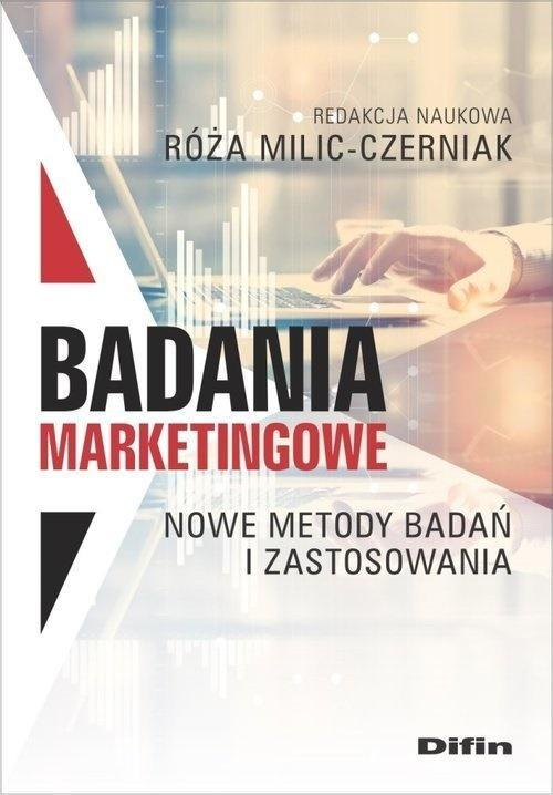 BADANIA MARKETINGOWE. NOWE METODY BADAŃ...
