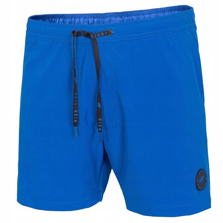 Spodenki 4F H4L20-SKMT001 36S niebieski L!