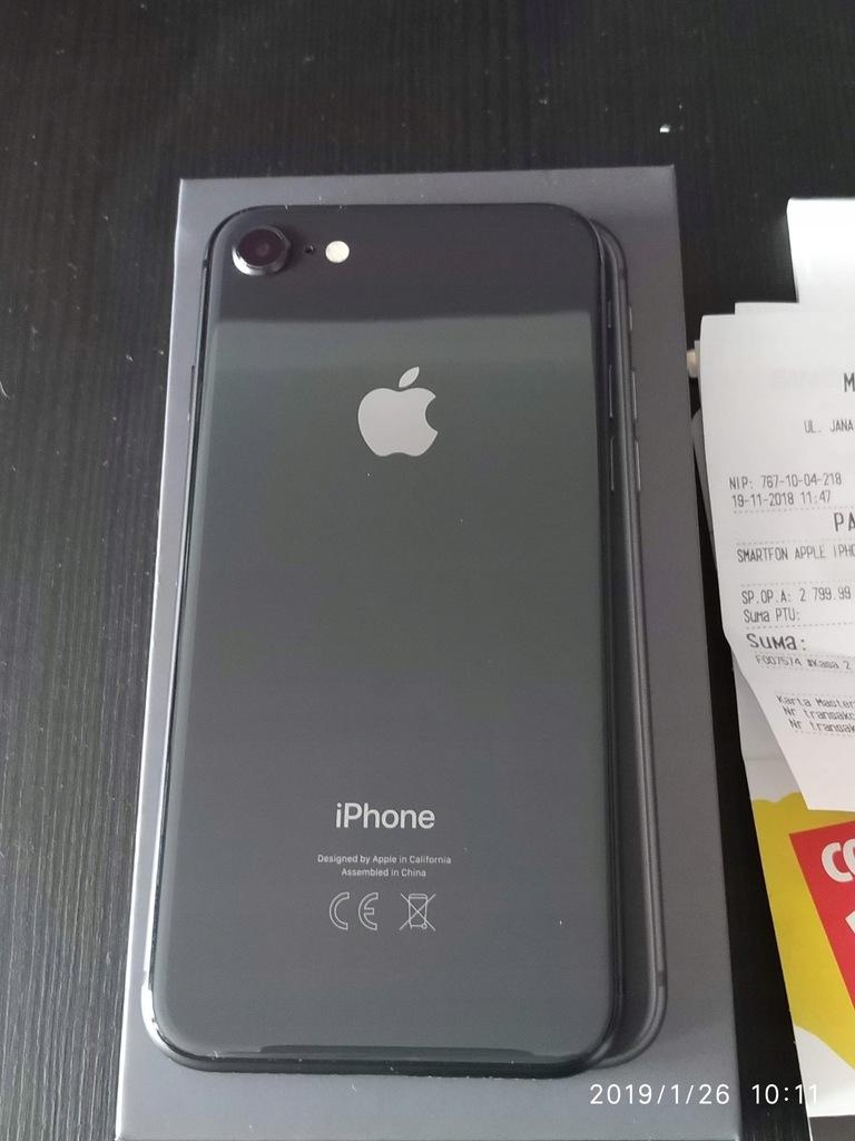 Iphone 8 Uzywany 2 M C Kupiony W Media Expert 7804411636 Oficjalne Archiwum Allegro