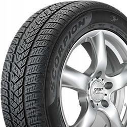 4x Pirelli Scorpion Winter 315/30R22 107V XL 2021