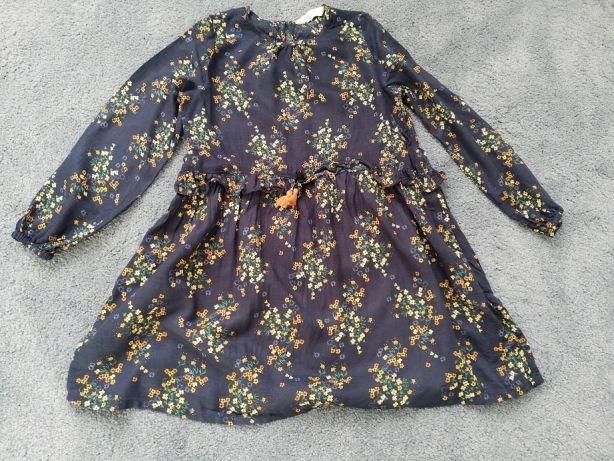 H&M sukienka rozm. 140 JAK NOWA