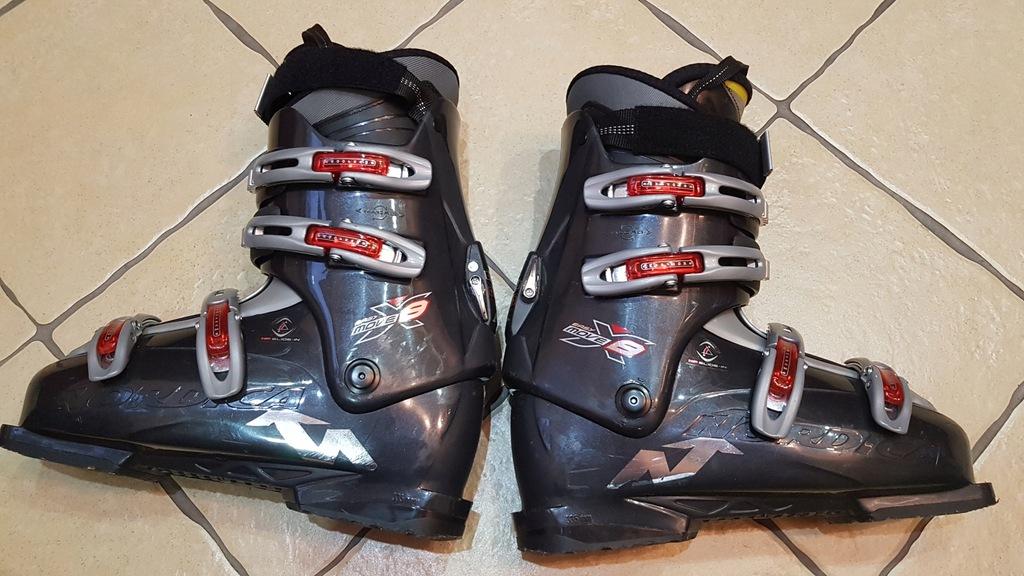 Buty narciarskie NORDICA roz.45, 290-295,335mm.