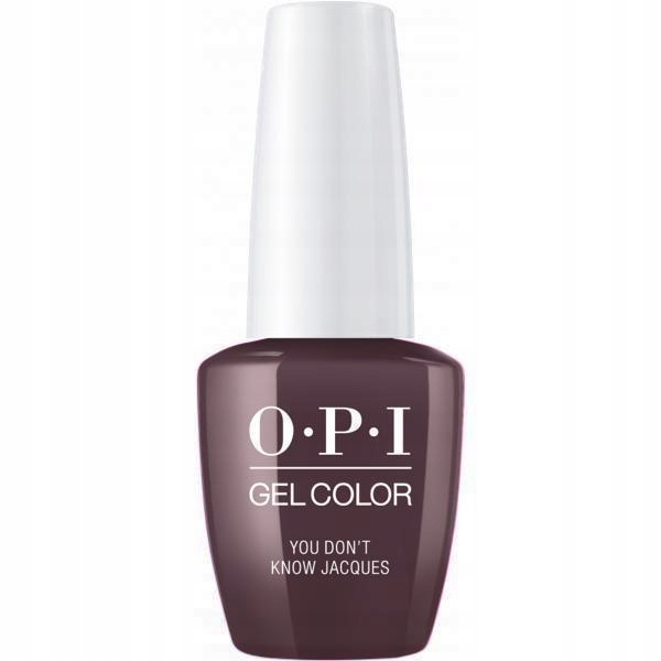 OPI GelColor You Don't Know Jacques! F15 ICONIC