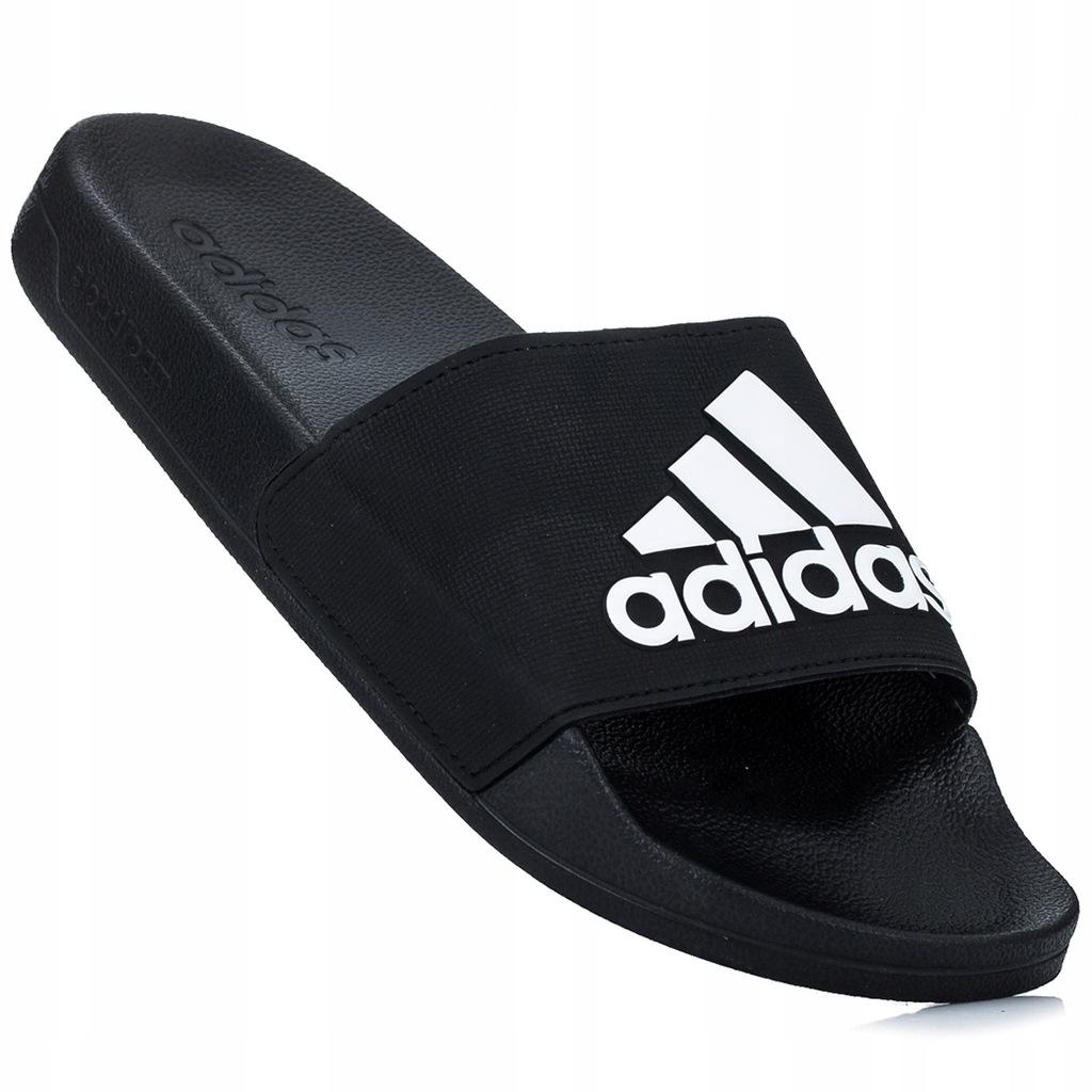 Klapki męskie adidas Adilette Shower czarne F34770 Cena