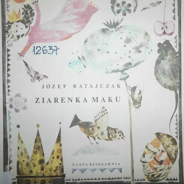 Ziarenka maku - Józef Ratajczak