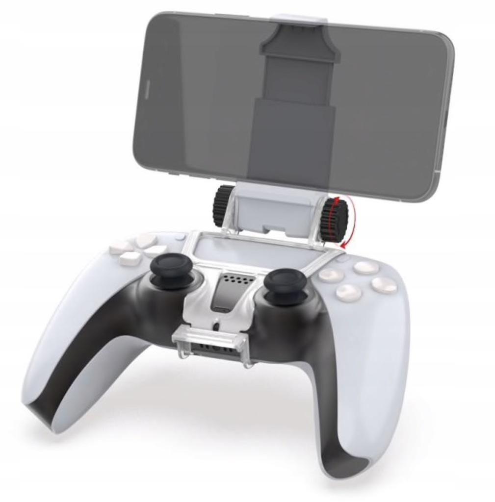 Uchwyt na telefon do pada PlayStation5