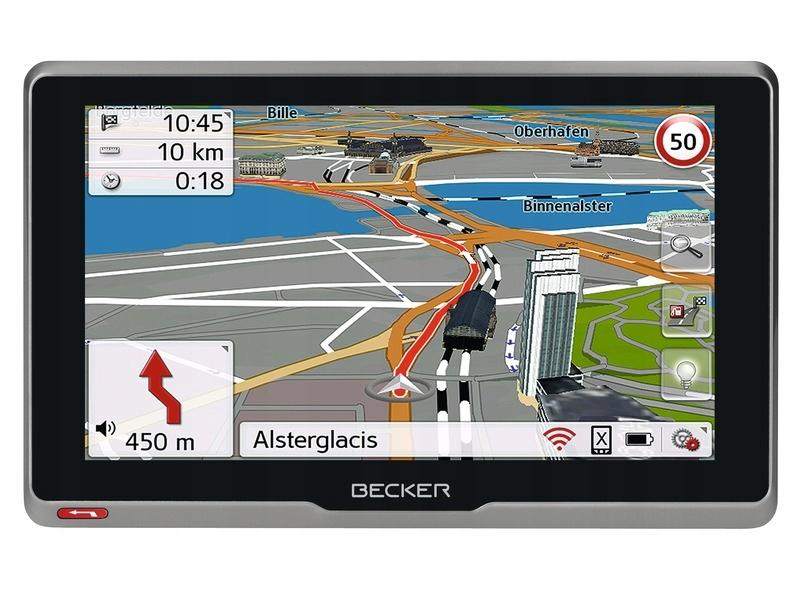 Nawigacja BECKER Professional 6SL LMU WiFi