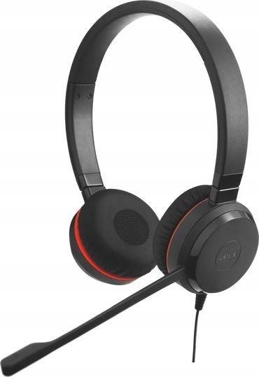 Słuchawki Evolve 20 Stereo UC Leatherette
