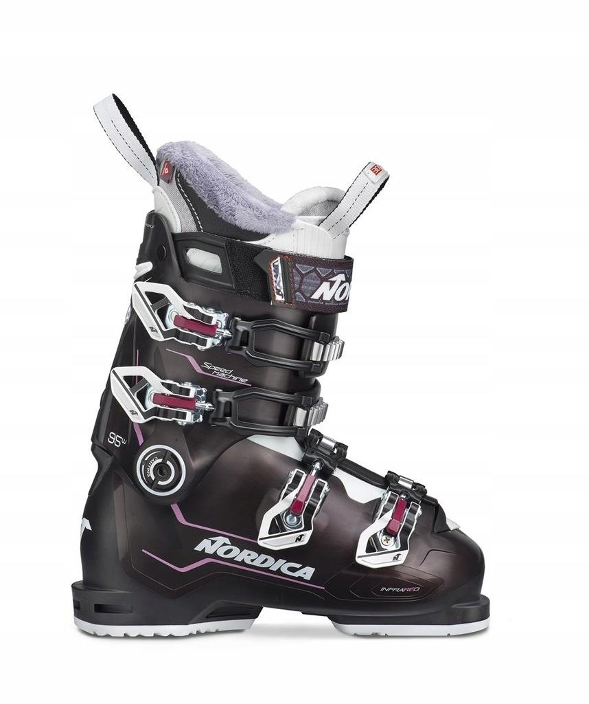 Buty narciarskie Nordica Speedmachine 95 W Czarny