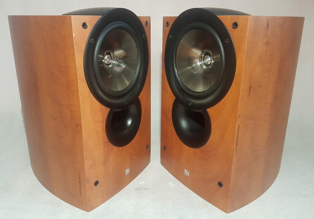 KEF IQ3 – Dark Apple - świetne kolumny głośnikowe