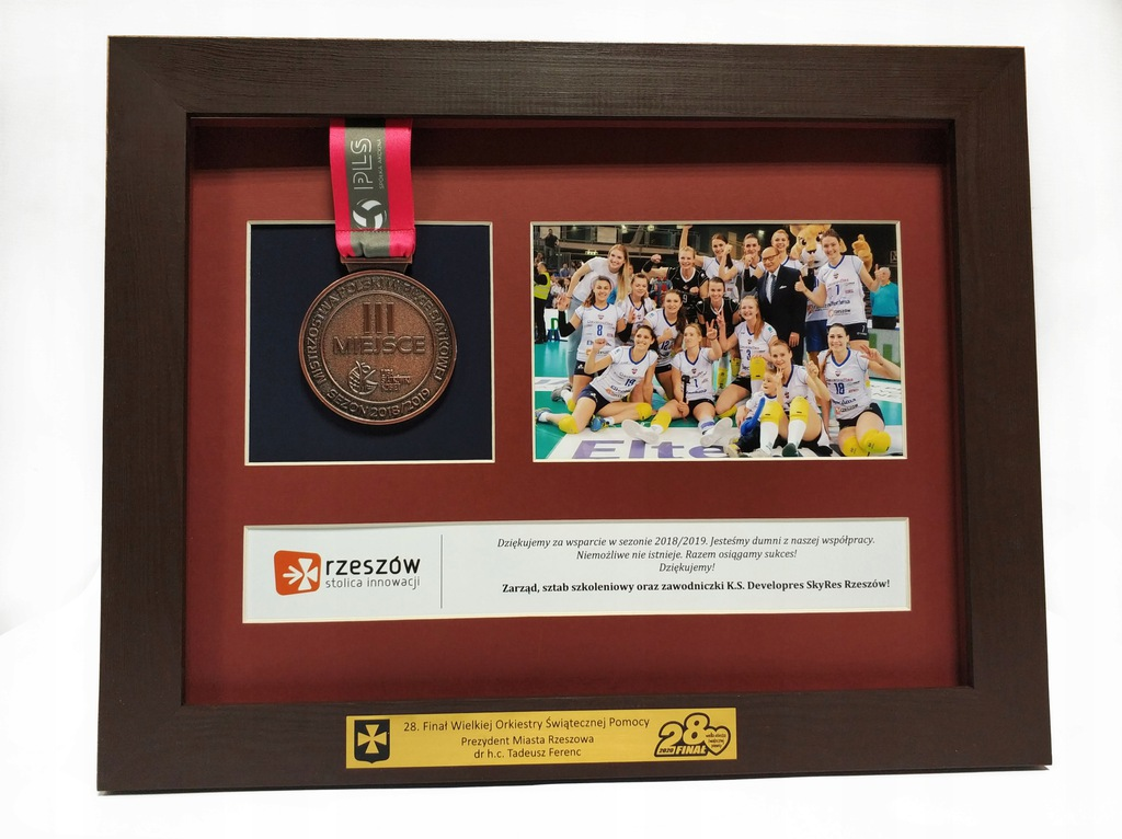Brązowy Medal MP w siatkówce kobiet