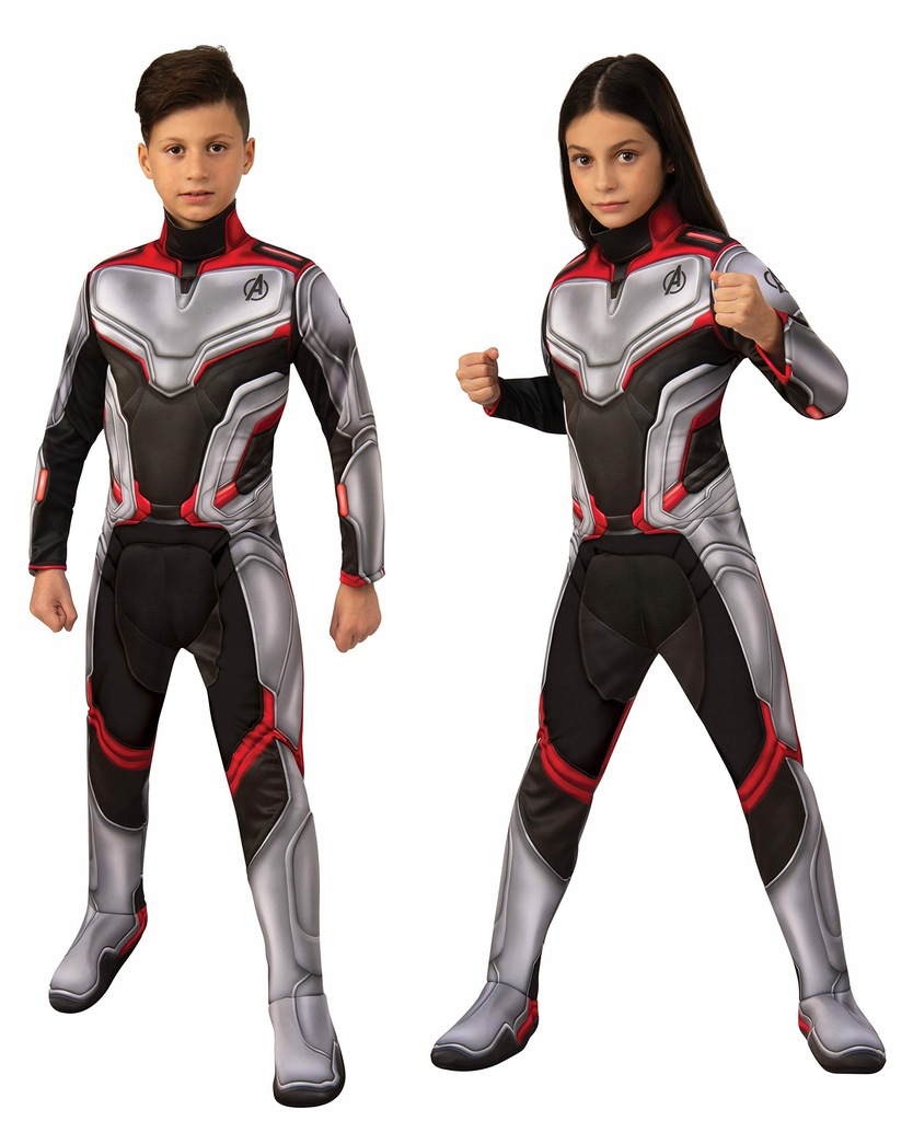 Rubies Official Avengers Endgame Team Suit Deluxe