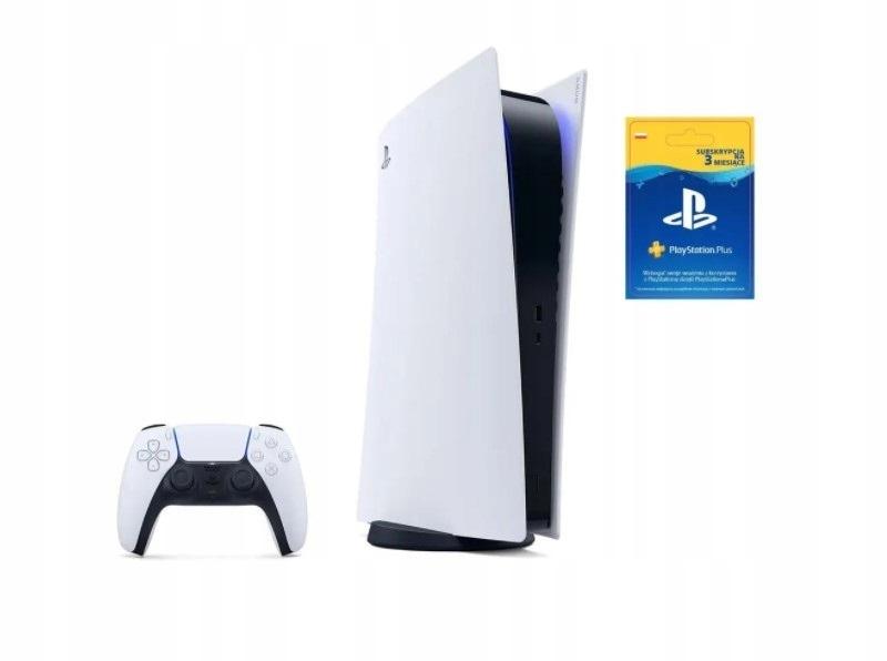 Sony PlayStation5 PS5 Digital PS PLUS GRATIS