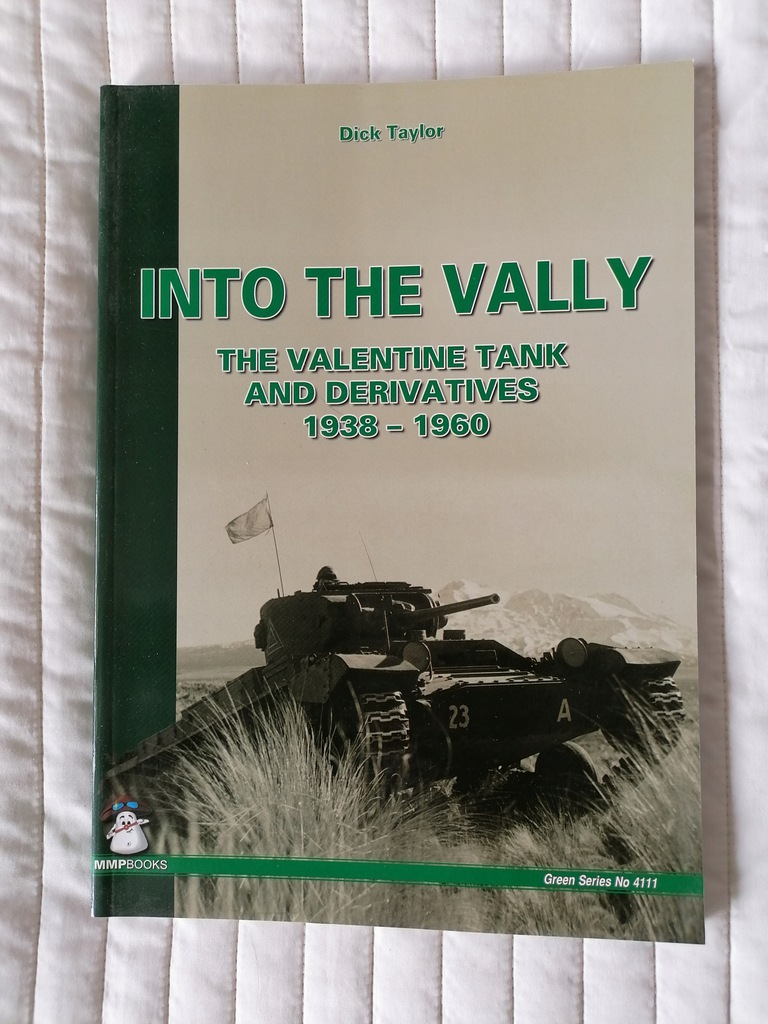 INTO THE VALLY MMP BOOKS
