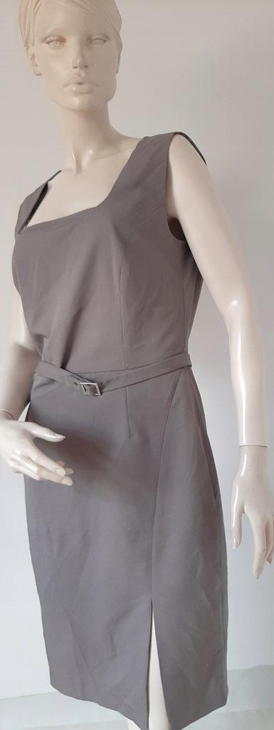 Reserwed sukienka biurowa prosta 42
