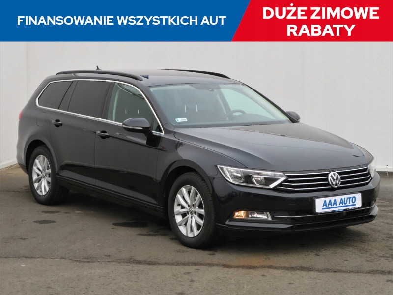 VW Passat 2.0 TDI , Automat, Navi, Klimatronic