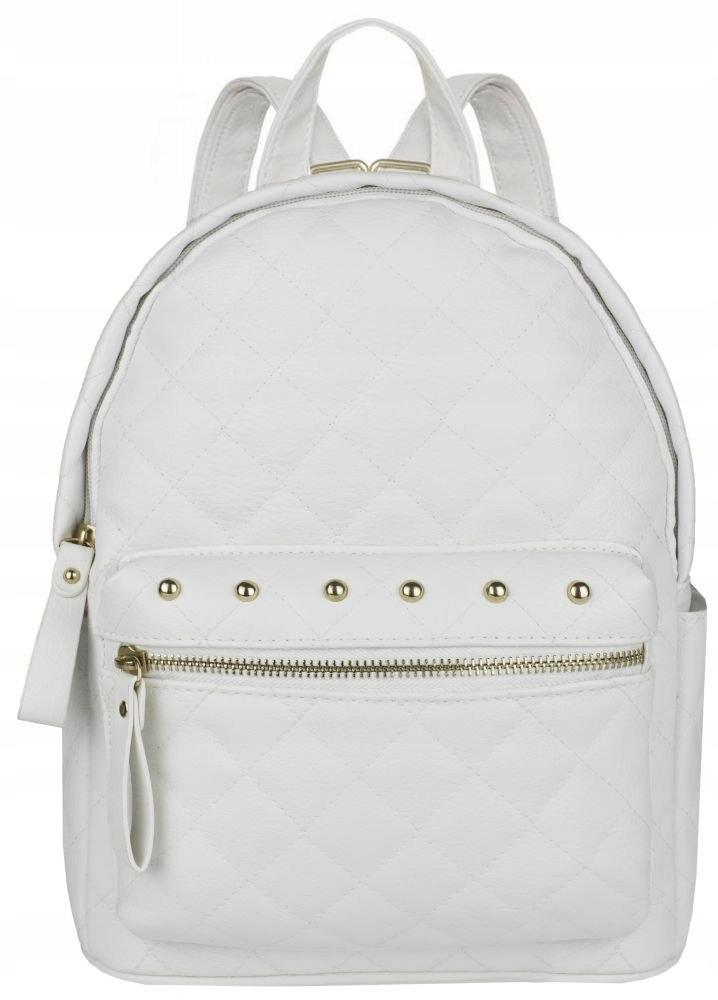 Piękny plecak damski Pikowany FB205 HIT WYPRZEDAŻ