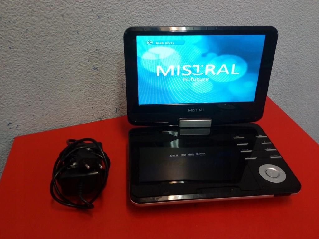 Przenośne DVD Mistral DP9802