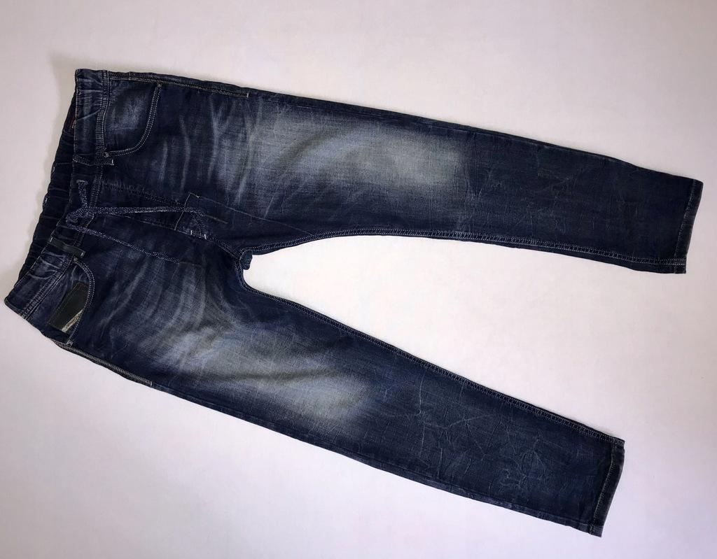 DIESEL JoggJeans spodnie męskie NARROT pas 82